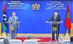 السيد بوريطة : إجراء الانتخابات في موعدها هو الحل الوحيد للخروج من الأزمة في ليبيا