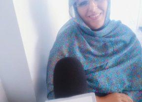 """الناشطة الحقوقية الصحراوية """" زهراء حيدرا """" تعري  واقع الانفصاليين"""