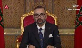 في لفته ليست غريبة الملك محمد السادس يمد يده الى الجزائر ويدعوا الى فتح الحدود من أجل مصلحة الشعبين